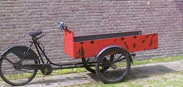 Bakfiets eindhoven