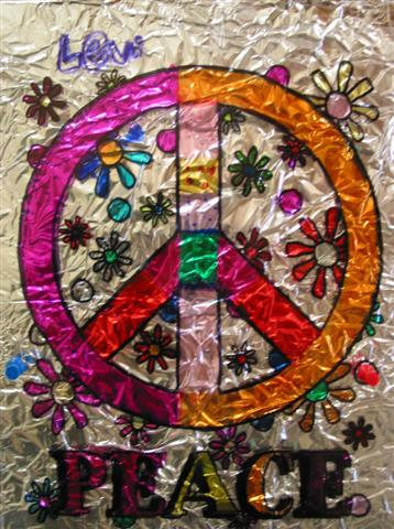 Peace Sign (Small)
